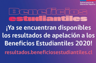 Beneficios Estudiantiles 2020